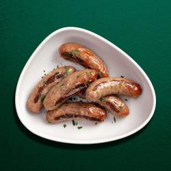 6 Meaty Pork Sausages - 400g