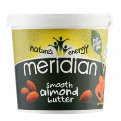 Meridian Smooth Almond Butter - 1kg
