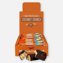 Coconut Crunch Protein Bar - 12 x 45g