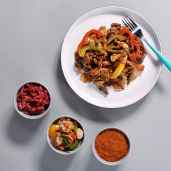 Easy Cook™ Spicy Chilli Beef Stir-Fry 215 Kcals