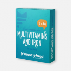 Multivitamin & Iron