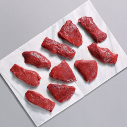 10 x 6-7oz Free Range Rump Steaks