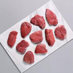 10 x Heritage 170g Rump Steaks