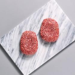 2 x 170g Extra Lean Free Range Hache Steaks
