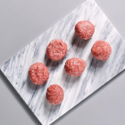 Giant Free Range Beef Meatballs - 342g