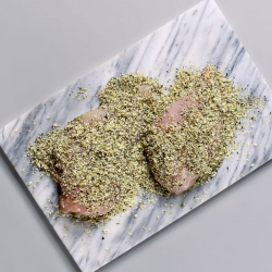2 x 175g Supergreen Stuffed Chicken Breasts