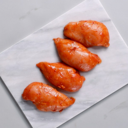 Dragons Fire Glazed Chicken Breasts - 1kg