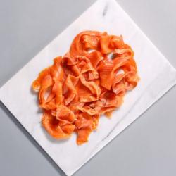 1 x Fresh Scottish Smoked Salmon - 454g