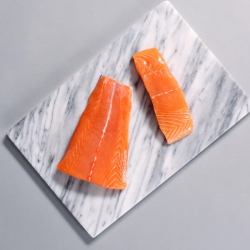 2 x 113g Fresh Scottish Salmon Fillets