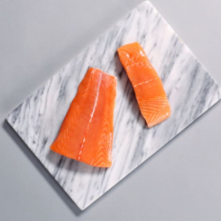 2 x 113g Fresh Scottish Salmon Fillets