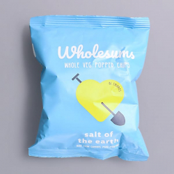 Popped Chips Ready Salted 22g - Wholesums