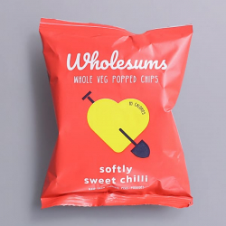 Popped Chips Sweet Chilli 22g - Wholesums
