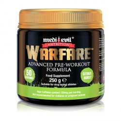 MediEvil Warfare - Pre Workout - Raspberry Rage