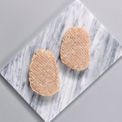 2 x 170g Lean Turkey Haché Steaks