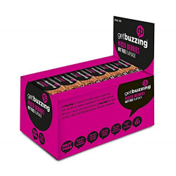 Get Buzzing Berry Flapjack Bars-24 x 62g