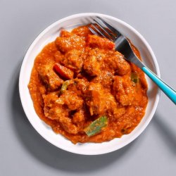 Mock Chicken Tikka Masala Pot - 326 kcal