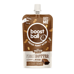 Boostball Chocolate Brownie Nut Butter