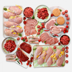 Money Saving Meals for One Person - 30 Servings