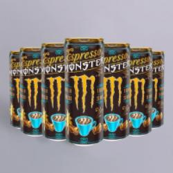 Monster Energy Vanilla Espresso- 12 x 250ml