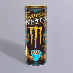 Monster Energy Vanilla Espresso - 250ml