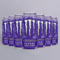 Monster Energy Ultra Violet - 12 x 500ml