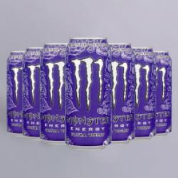 Monster Energy Ultra Violet - 12 x 500ml