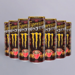 Monster Energy Espresso & Milk - 12 x 250ml