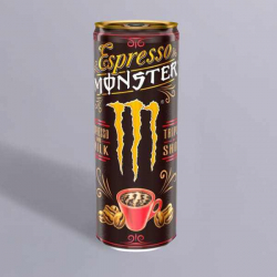 Monster Energy Espresso & Milk - 250ml