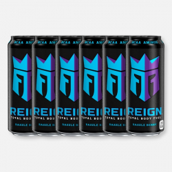 Razzle Berry Reign Zero Calorie BCAA Energy Drink 6 x 500ml