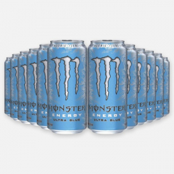 Monster Energy Ultra Blue - 12 x 500ml