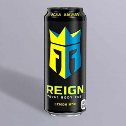Lemon Headz Reign Zero Calorie BCAA Energy Drink - 500ml