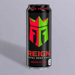 Melon Mania Reign Zero Calorie BCAA Energy Drink - 500ml