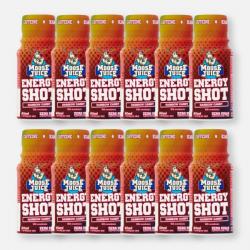 Moose Juice Energy Shot - Rainbow Candy 12 x 60ml