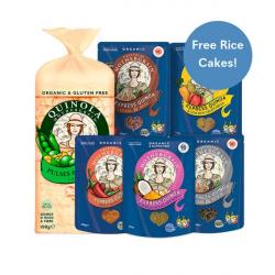 Express Quinoa Starter Bundle + FREE Quinoa Cakes