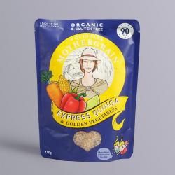 Express Quinoa - Golden Veg