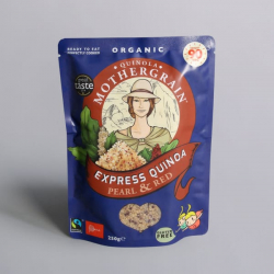 Express Quinoa - Pearl & Red