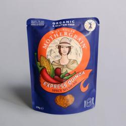 Express Quinoa - Spicy Mexican