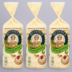 Mothergrain Quinola - Pulse and Quinoa Cakes - 3 For 2