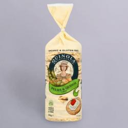 Mothergrain Quinola - Pulse and Quinoa Cakes