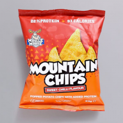 Muscle Moose Mountain Chips - Sweet Chilli