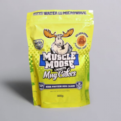 Muscle Moose 20g Protein Mug Cakes