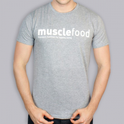 musclefood Fit T-Shirt - Grey