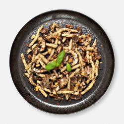 Mushroom Pesto Pasta Kit - 360 kcal