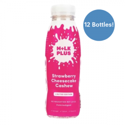Mylk Plus x 12 Bundle Strawberry Cheesecake
