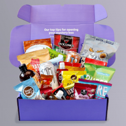 Your Healthy Eating Mystery Snack Box (worth £30+)