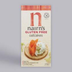 Nairn's Gluten Free Oatcakes 213g