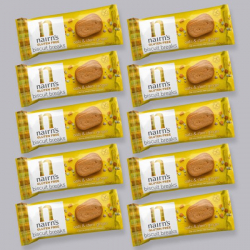 10 x Gluten Free Biscuit Break Stem Ginger Portion Pack 30g