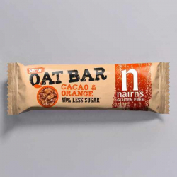 Nairn's Cacao & Orange Oat Bar