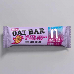 Nairn's Mixed Seeds & Protein Oat Bar