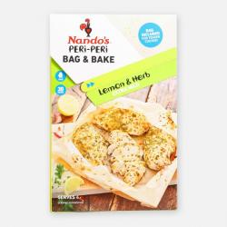 Nando's Lemon & Herb PERi-PERi Bag & Bake 20g